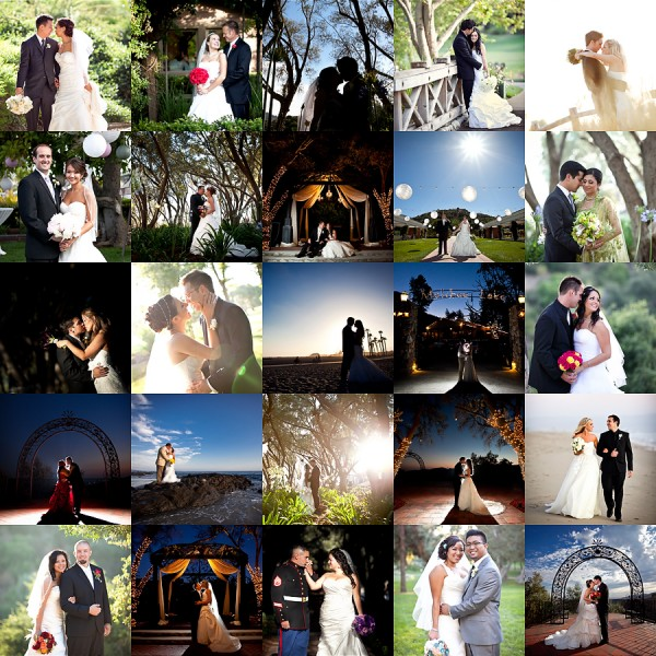 Congratulations and Thank you to all our 2011 Weddings