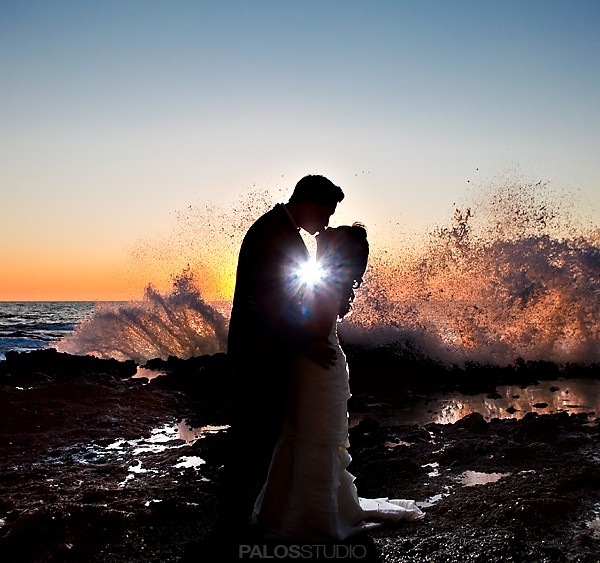Laguna Beach Trash the Dress | Hazel + Marcelo
