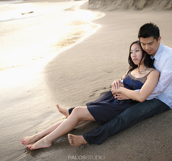 Laguna Beach Engagement Session | Stephanie & Ryan