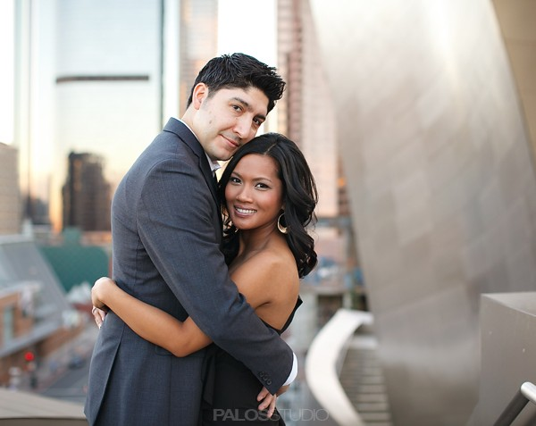 Los Angeles Engagement Session | Borany & Gabriel