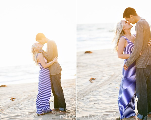 Newport Beach Engagement Session | Jessica & Bryan