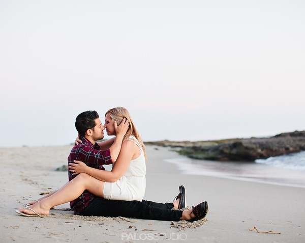 Laguna Beach Engagement Session | Emily & Travis