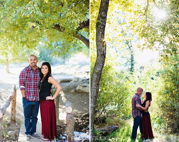 Oak Glen Engagement Session | Katrina & Maui