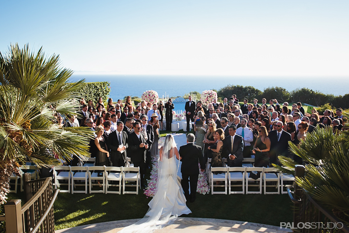 Trump National Golf Club Rancho Palos Verdes Wedding Persian Wedding
