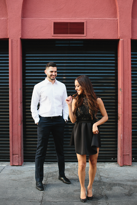 10 pasadena engagement session