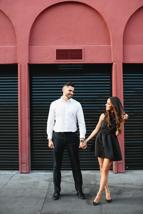 13 pasadena engagement session