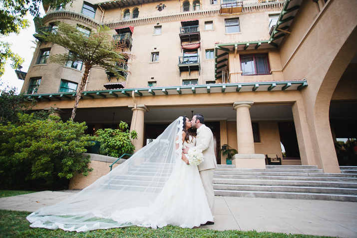 Castle Green Pasadena Wedding | Tracey & Joe