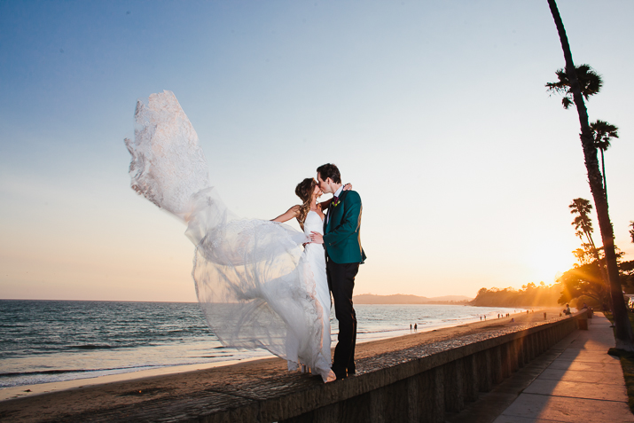 Four Seasons Santa Barbara Wedding | Chanel & Trevor